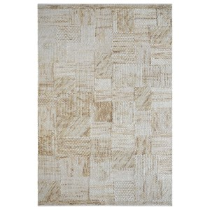Junction Beige 8 x 10 Rug