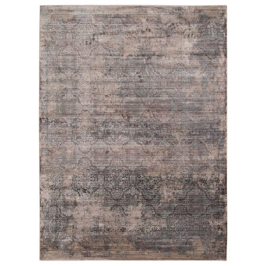 Rugs Calandria Gray 5 X 7 Rug by Uttermost at Mueller Furniture