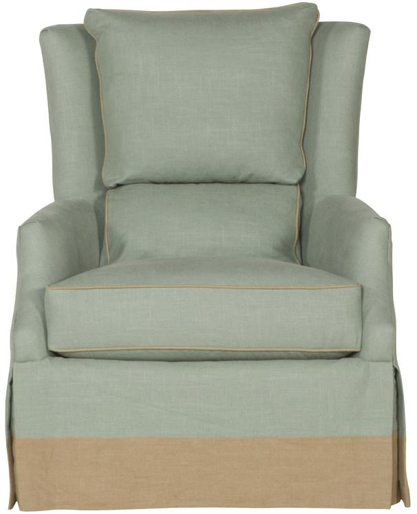 Accent Chairs Chair by Vanguard Furniture at Sprintz Furniture