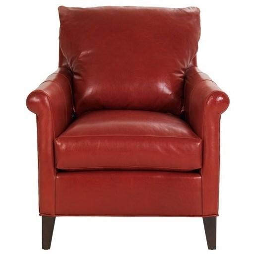 Accent Chairs Gwynn Chair by Vanguard Furniture at Sprintz Furniture