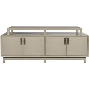 Contemporary Asian Inspired TV Console