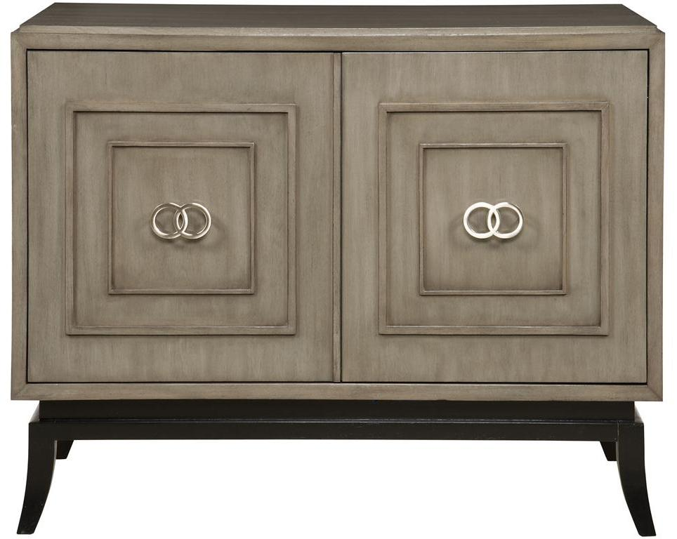 Accent and Entertainment Chests and Tables Accent Cabinet by Vanguard Furniture at Sprintz Furniture