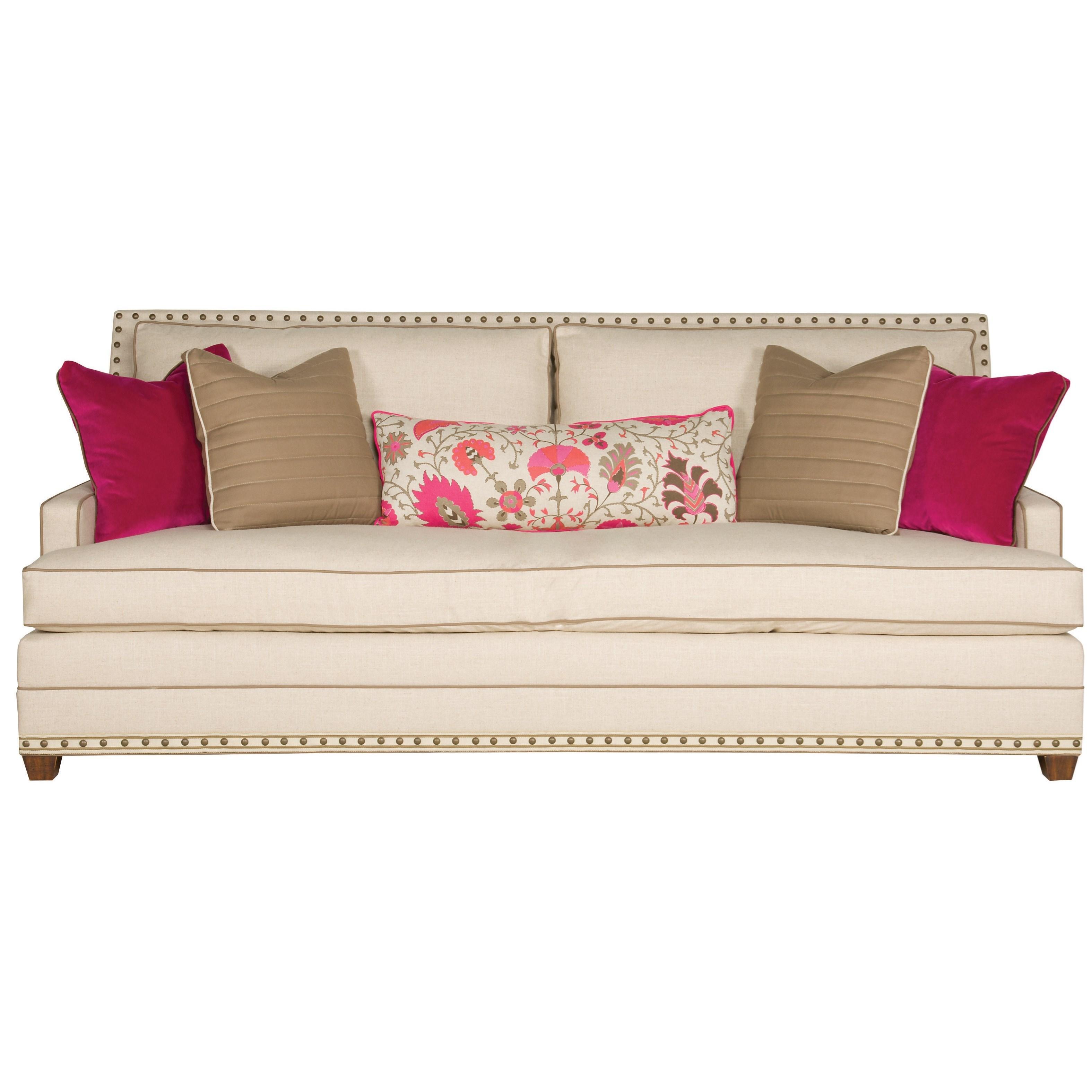 American Bungalow Riverside Sofa by Vanguard Furniture at Baer's Furniture