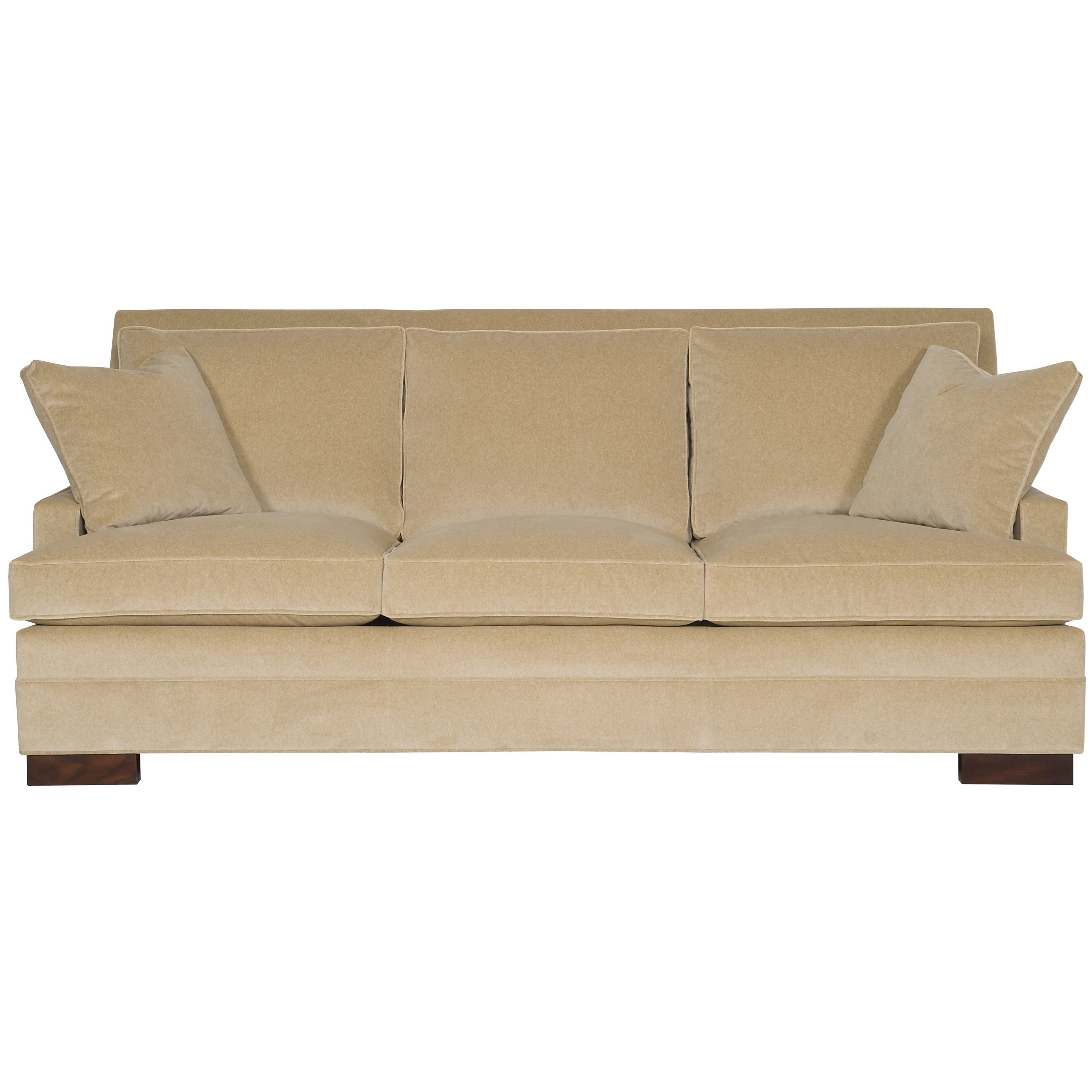 American Bungalow Riverside 3 Seat Sofa by Vanguard Furniture at Baer's Furniture