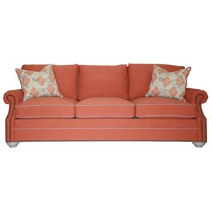 Gutherly Sofa with Flare Tapered Arms