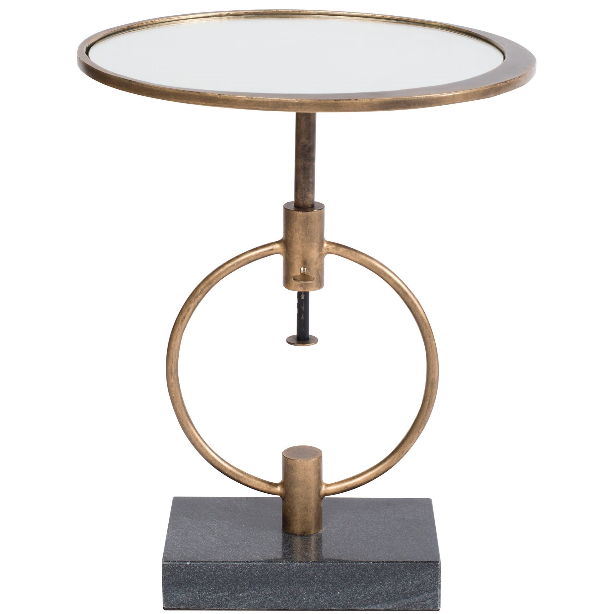 Barry Goralnick Montgomery Martini Table by Vanguard Furniture at Baer's Furniture