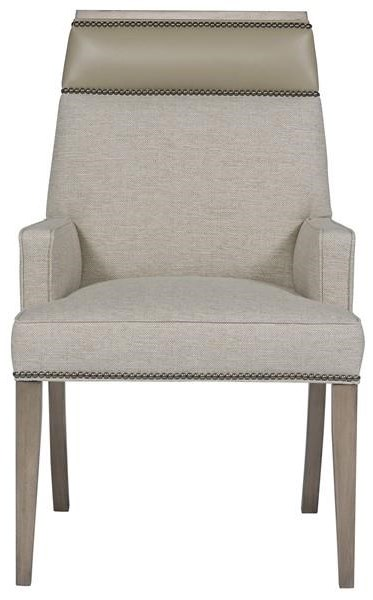 Remmy Arm Chair by Vanguard Furniture at Baer's Furniture