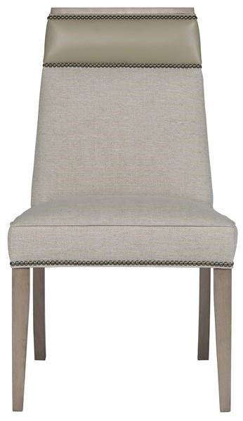 Remmy Side Chair by Vanguard Furniture at Baer's Furniture