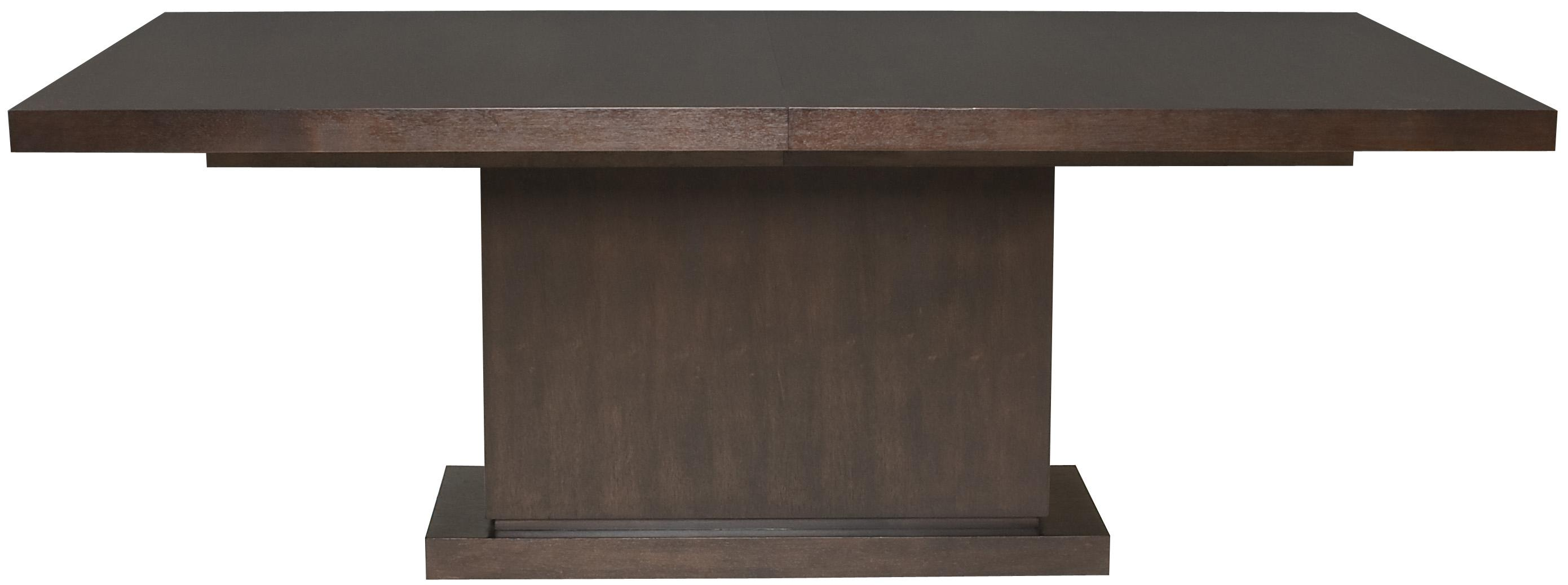 Remmy Dining Table by Vanguard Furniture at Baer's Furniture
