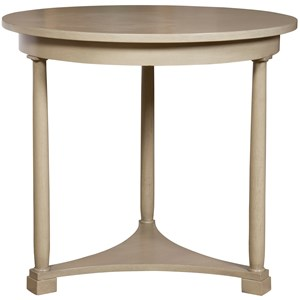 Cyril Lamp Table with Shelf