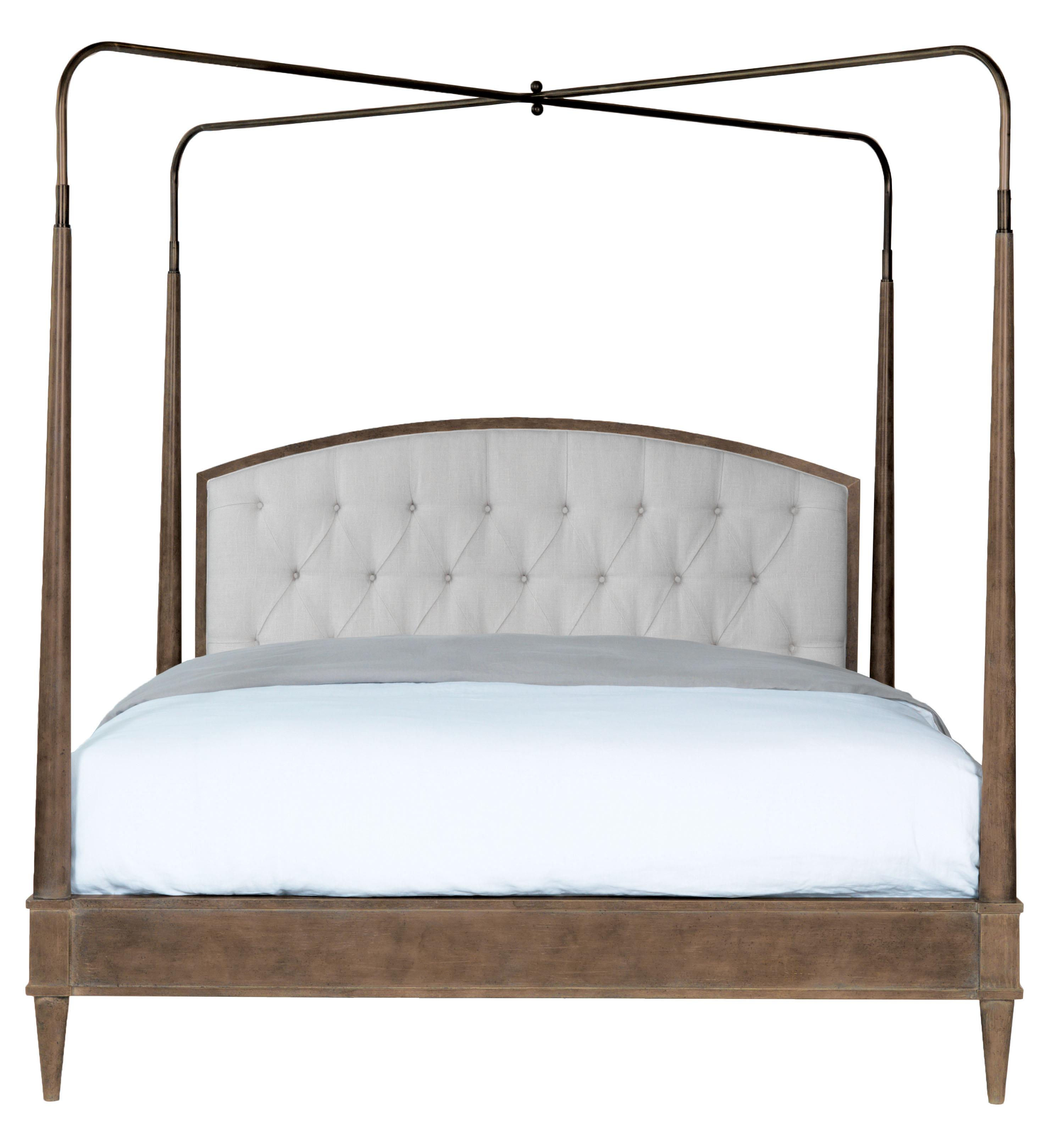 Compendium King Anderkit Bed by Vanguard Furniture at Baer's Furniture