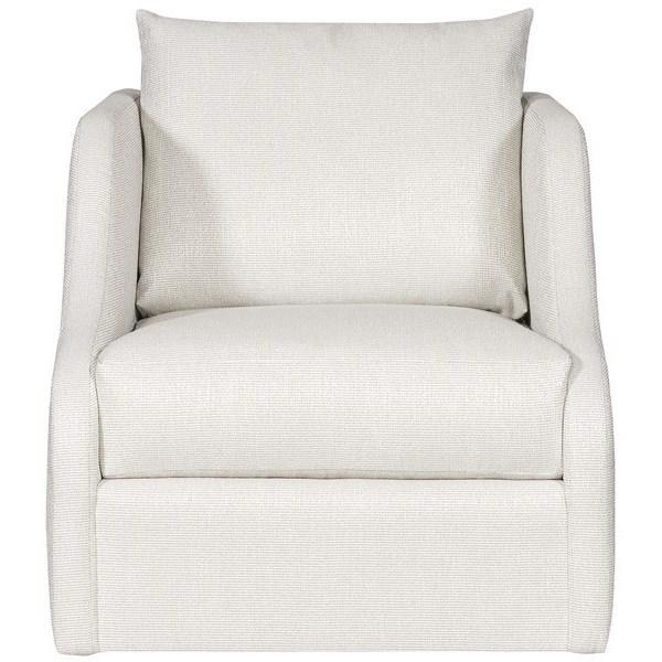 Cora Swivel Chair by Vanguard Furniture at Baer's Furniture