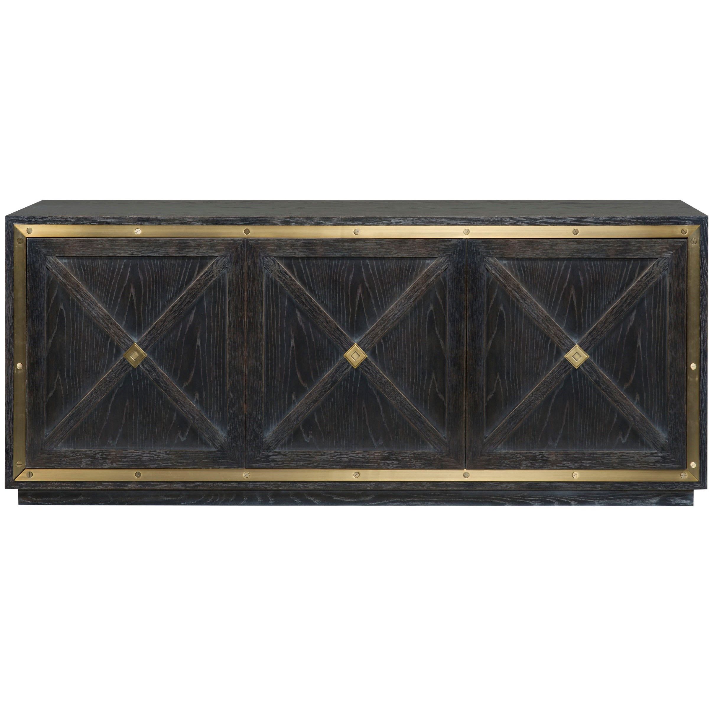 Crouse by Thom Filicia Home Storage Console / Buffet by Vanguard Furniture at Baer's Furniture