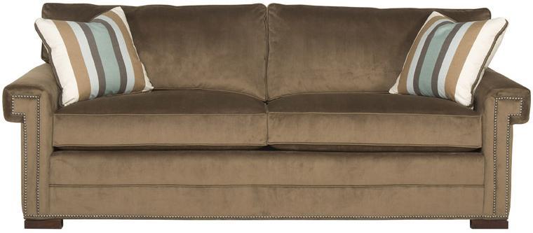 Davidson Sleep Sofa by Vanguard Furniture at Baer's Furniture