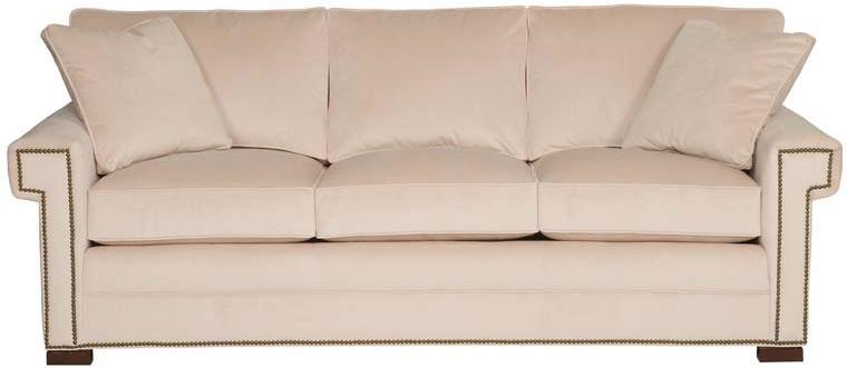 Davidson Sofa by Vanguard Furniture at Baer's Furniture
