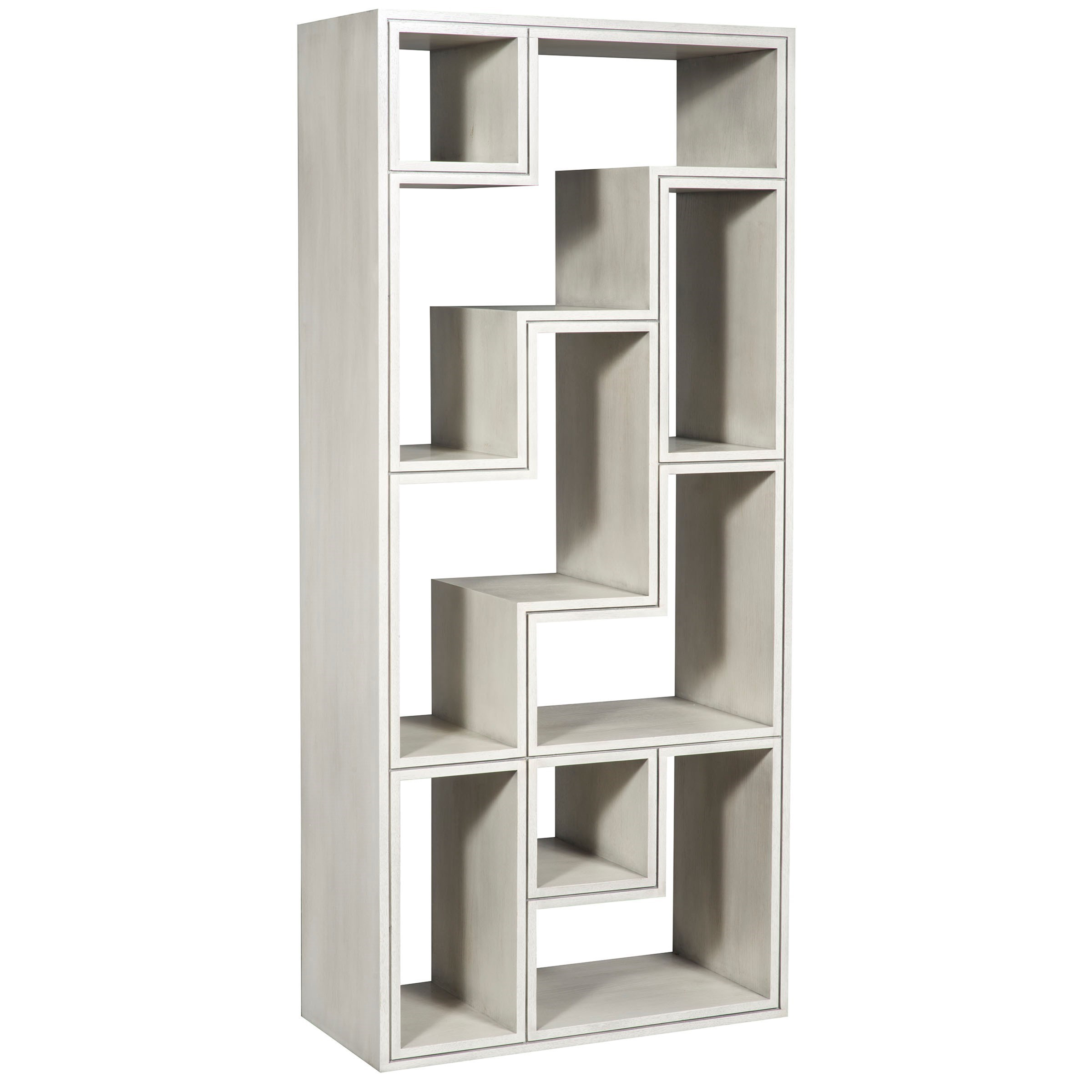 Fenton by Thom Filicia Home Bookshelf / Console by Vanguard Furniture at Baer's Furniture