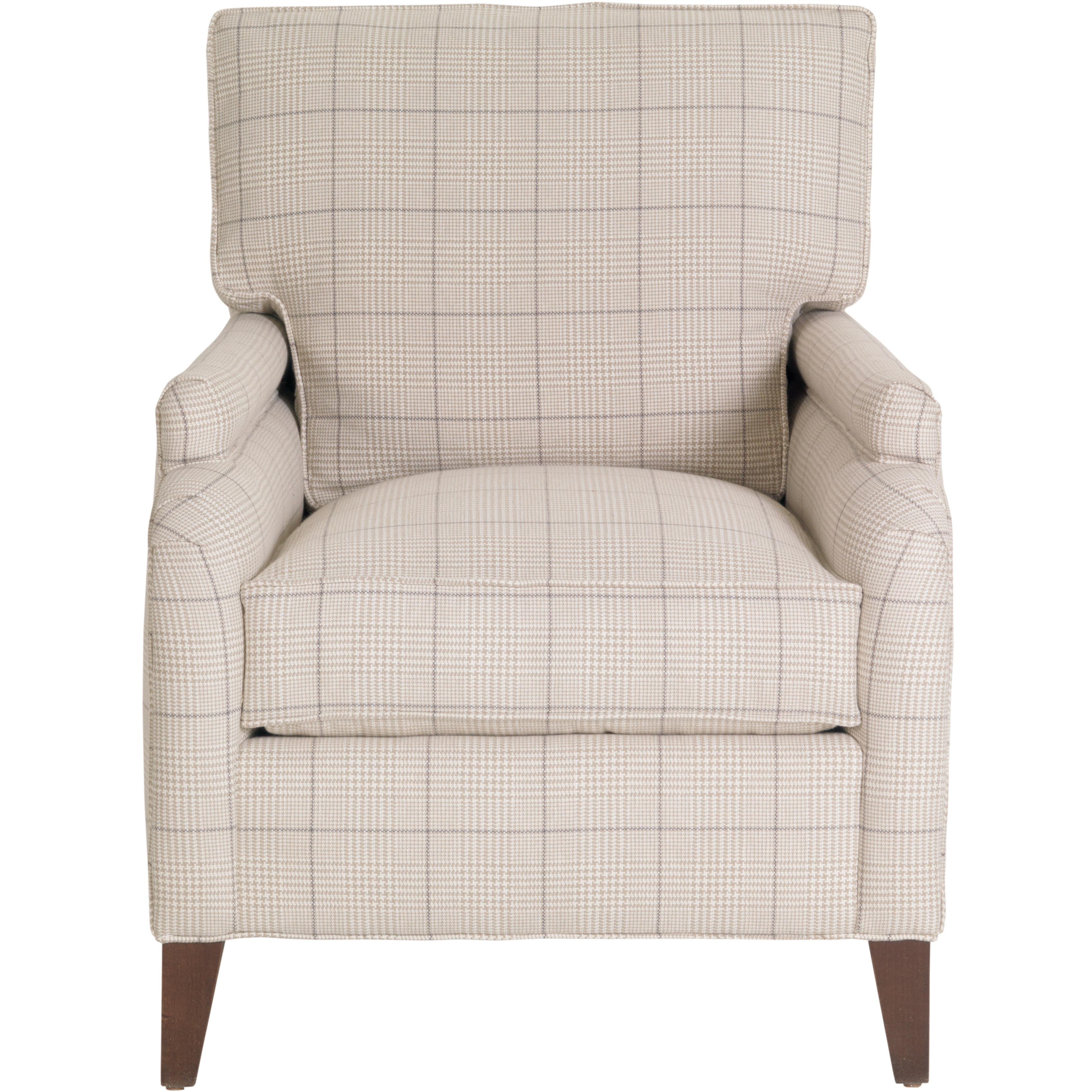 Ginger Traditional Chair by Vanguard Furniture at Baer's Furniture