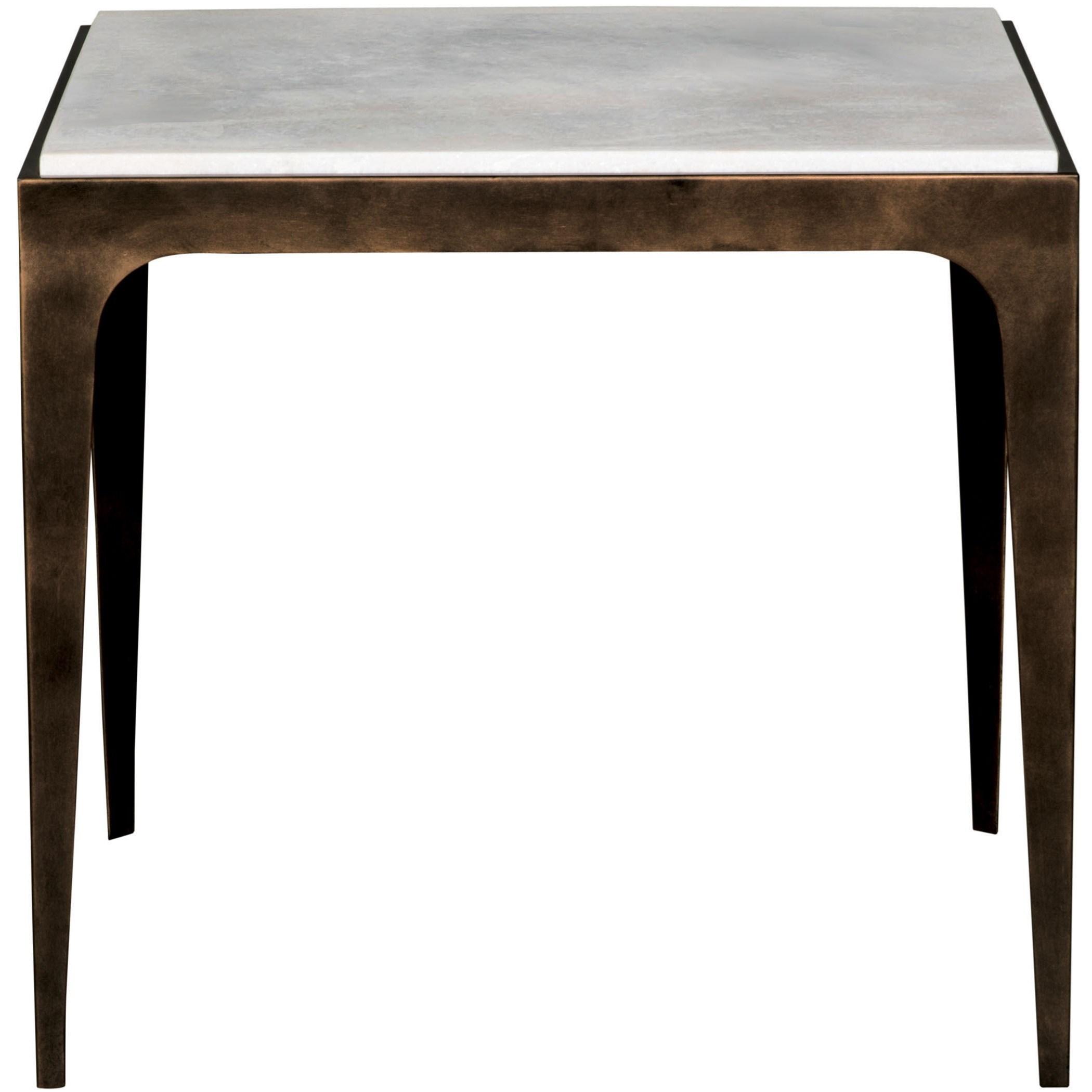 Hancock Rectangular End Table by Vanguard Furniture at Baer's Furniture