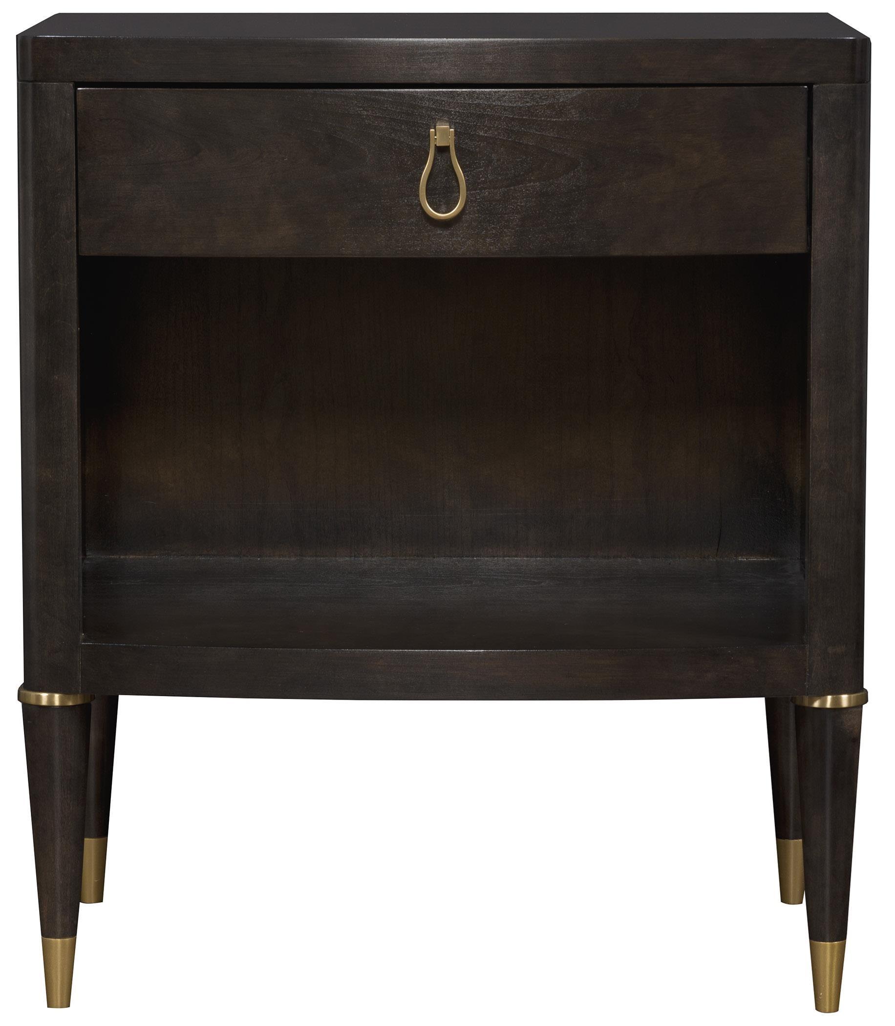 Lillet Nightstand by Vanguard Furniture at Belfort Furniture