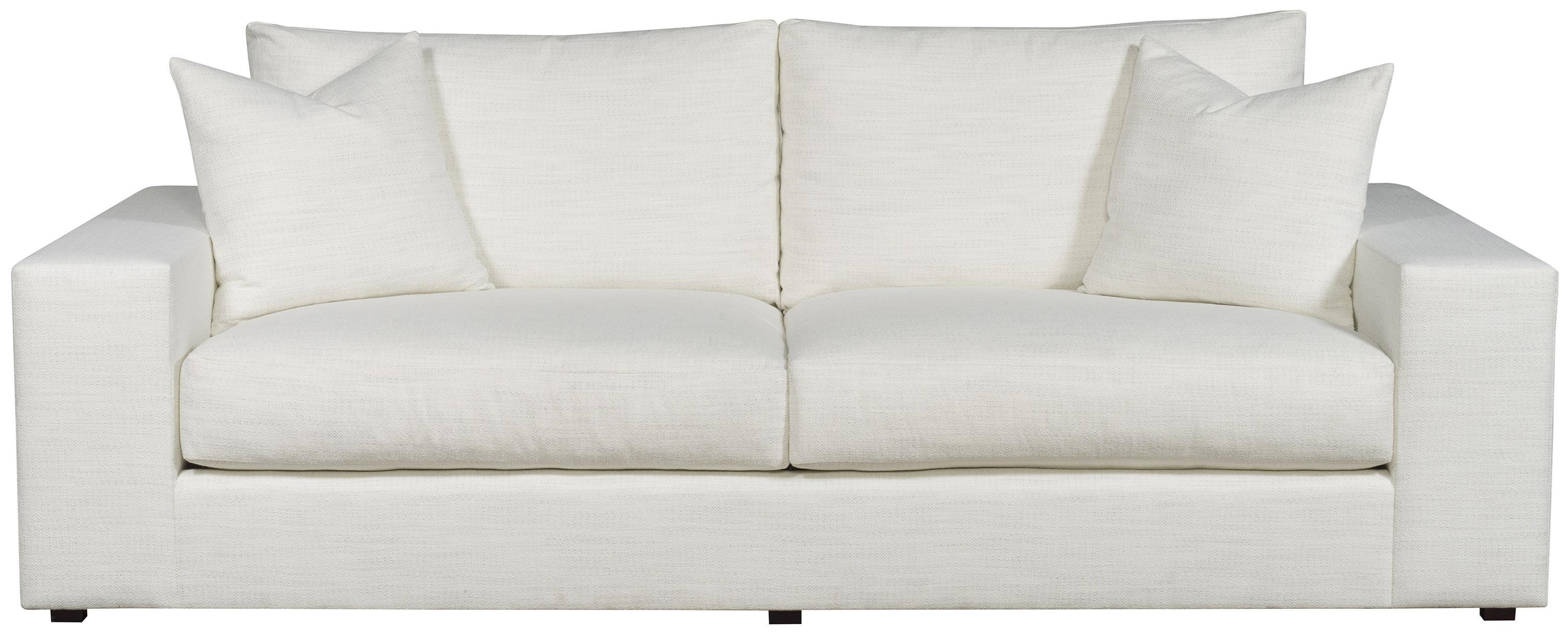 Lucca Lucca Two-Seat Sofa by Vanguard Furniture at Baer's Furniture