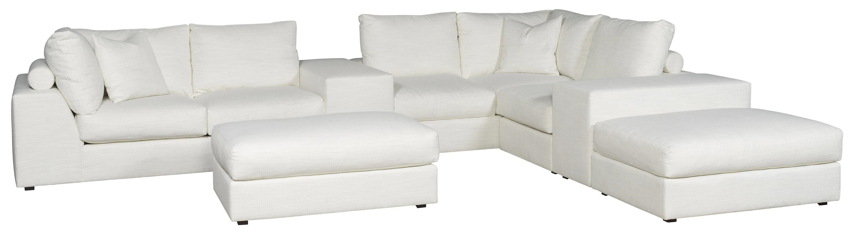 Lucca Lucca Sectional by Vanguard Furniture at Baer's Furniture