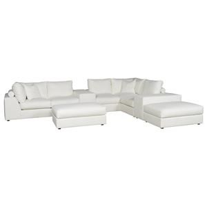 7-piece Sectional from Vanguard