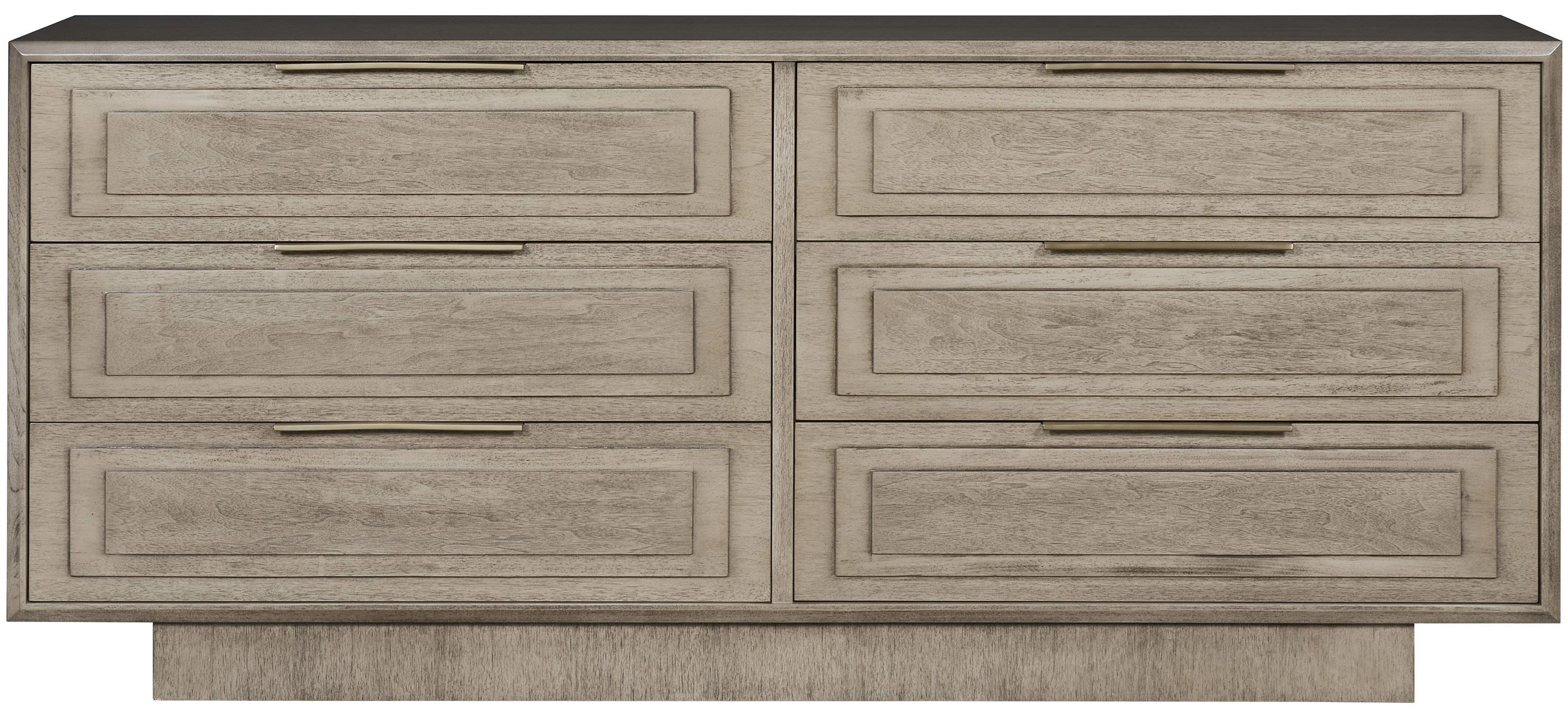 Bowers - Michael Weiss Dresser by Vanguard Furniture at Baer's Furniture