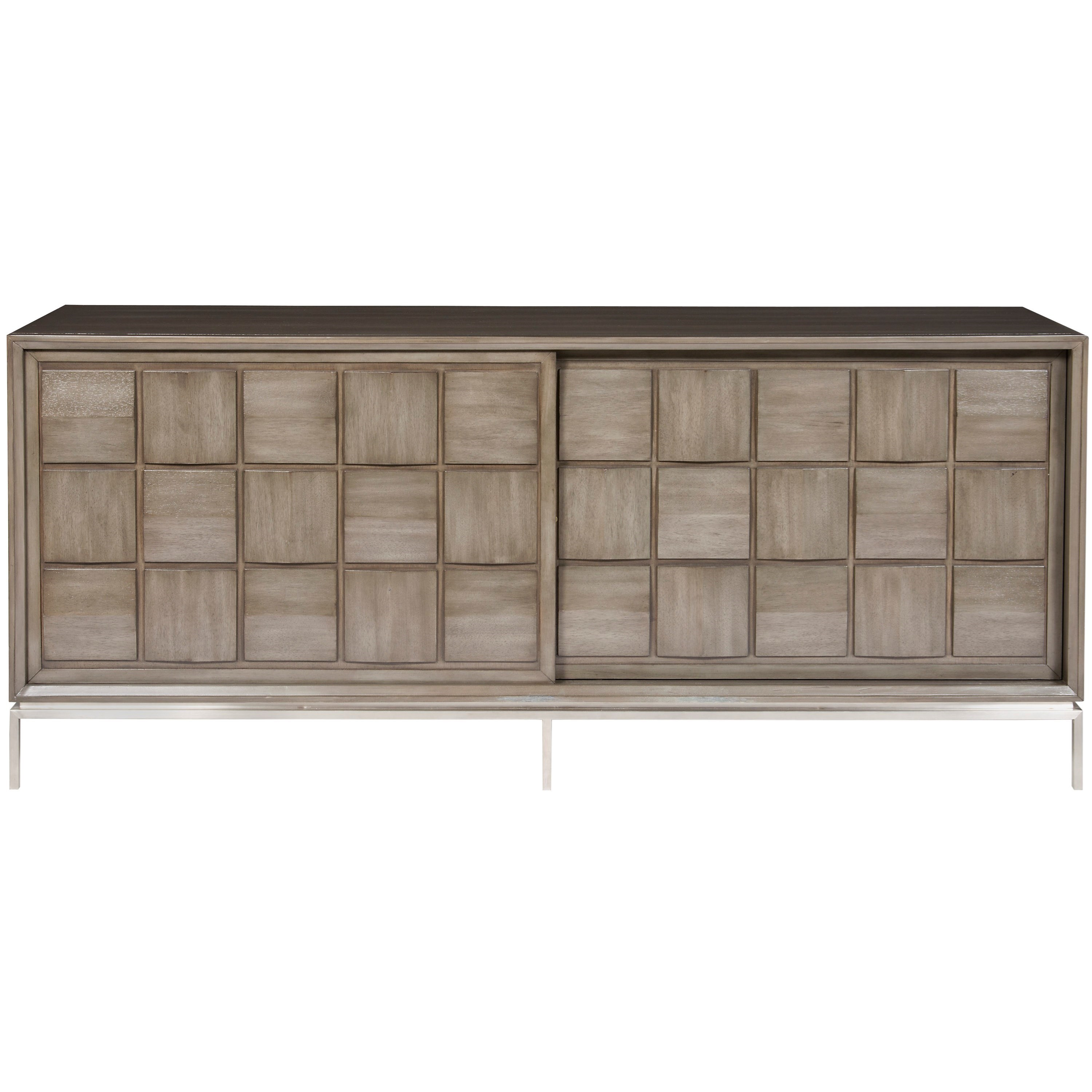 Michael Weiss Terrell Entertainment Console by Vanguard Furniture at Sprintz Furniture