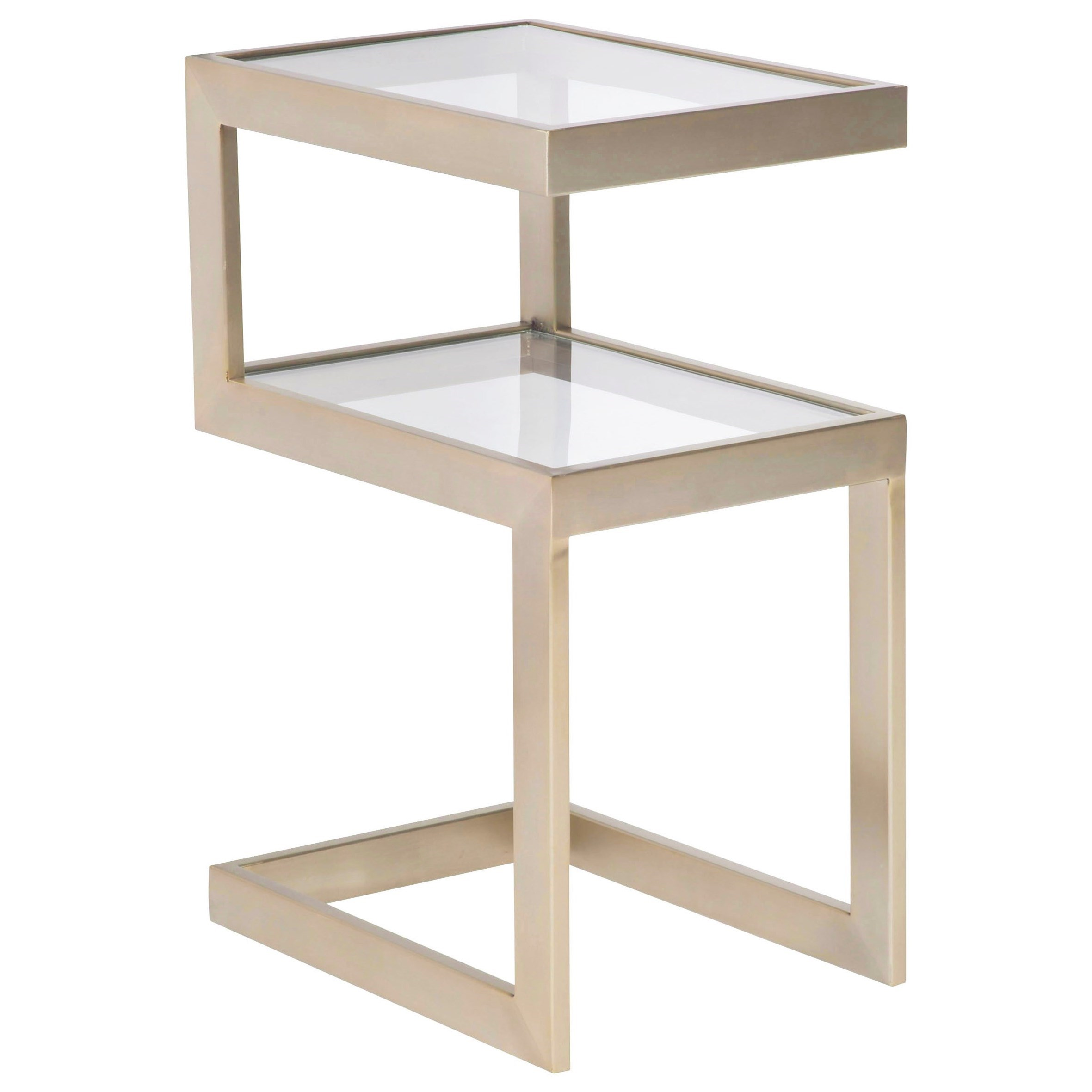 Michael Weiss Faraday Side Table by Vanguard Furniture at Baer's Furniture