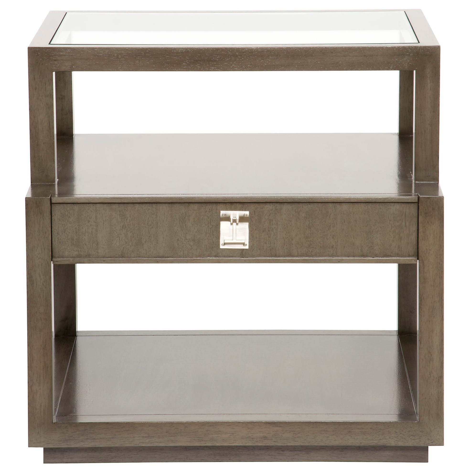 Michael Weiss Shelton Lamp Table by Vanguard Furniture at Baer's Furniture