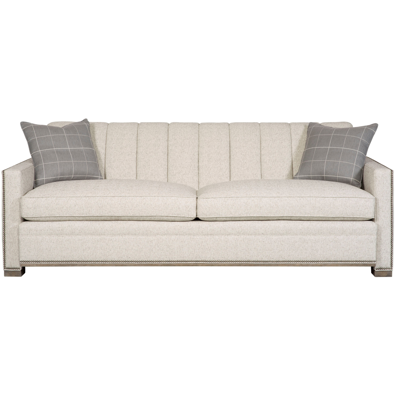 Michael Weiss Garvey Sofa by Vanguard Furniture at Baer's Furniture