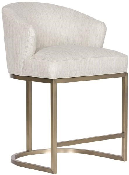 MIY Dining Upholstered Counter Stool by Vanguard Furniture at Baer's Furniture