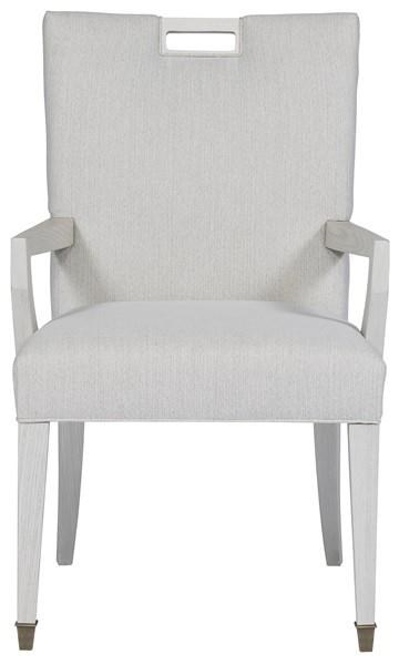 Parkhurst Dining Arm Chair by Vanguard Furniture at Baer's Furniture