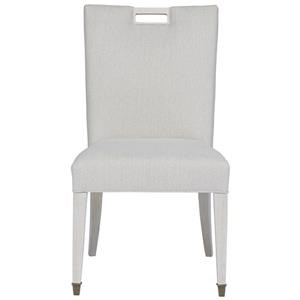 Dining Side Chair with Cutout