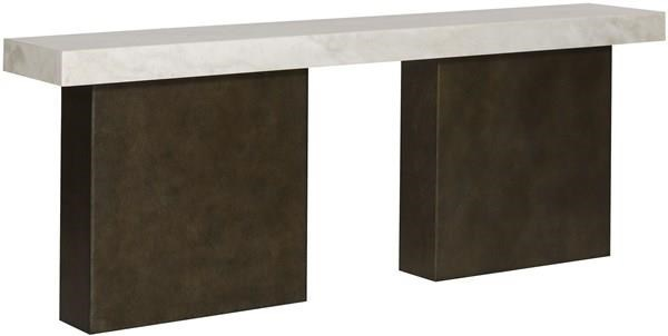 Santa Cruz Console Table by Vanguard Furniture at Baer's Furniture