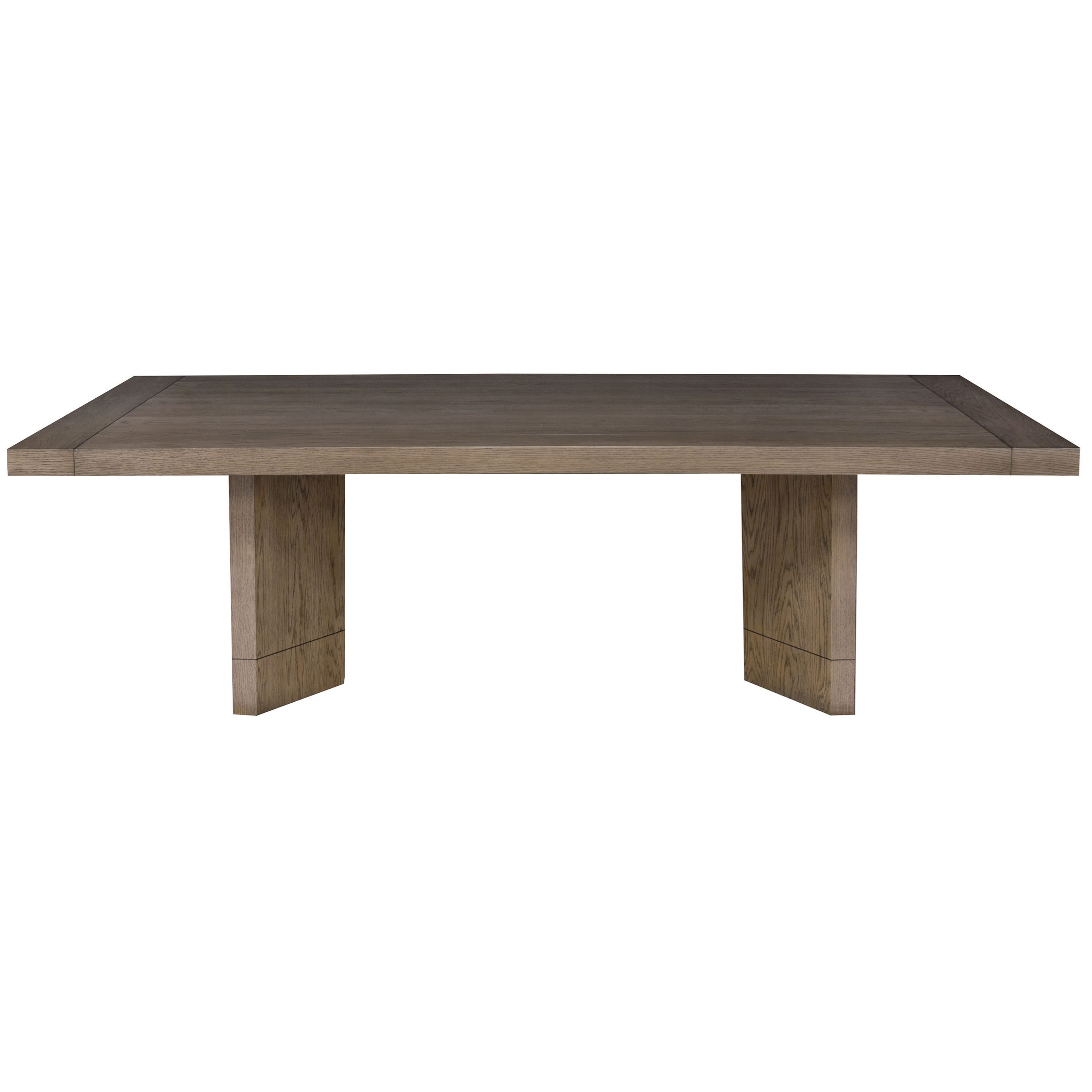 Schiller by Thom Filicia Home Dining Table by Vanguard Furniture at Baer's Furniture