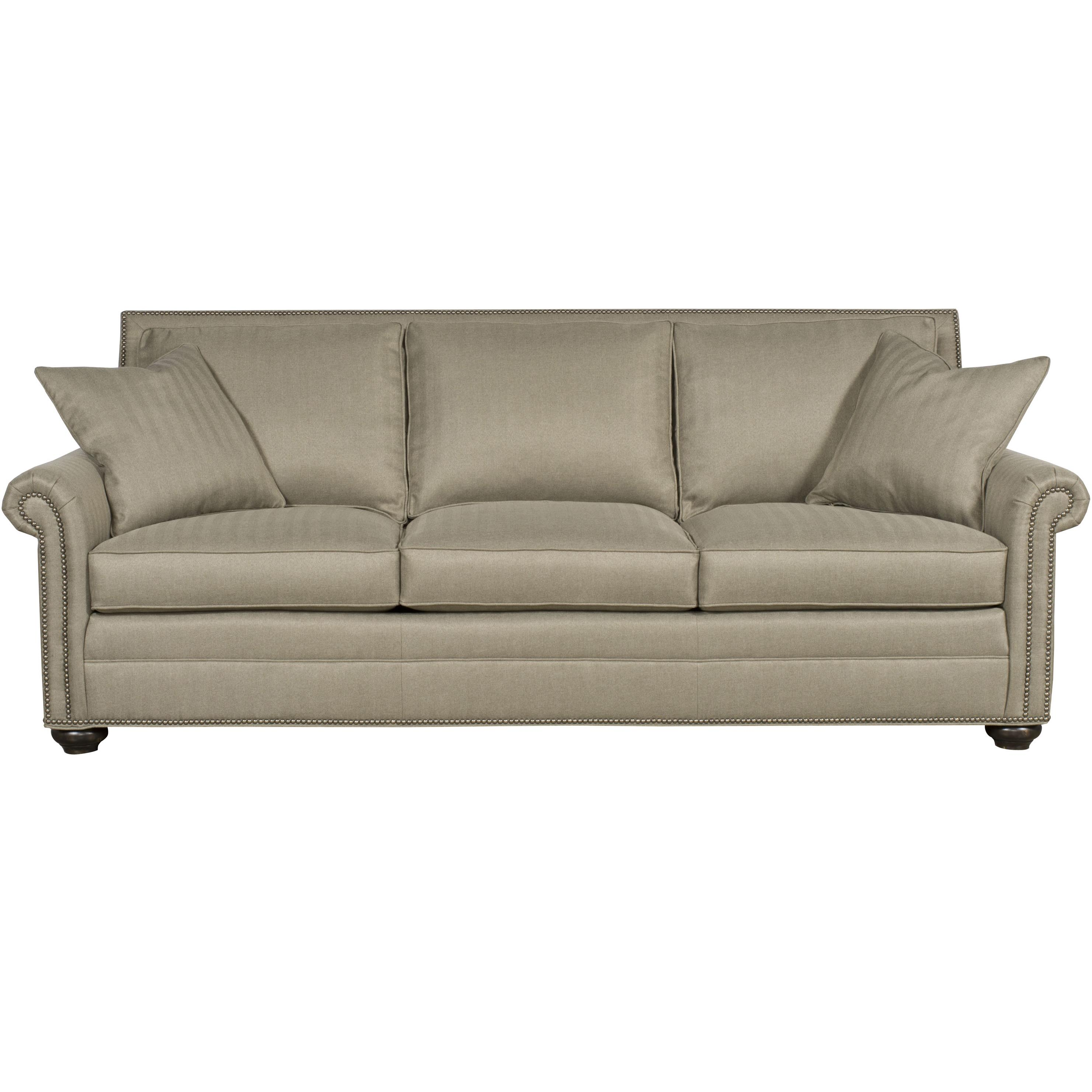 Simpson Traditional Sofa Sleeper by Vanguard Furniture at Baer's Furniture