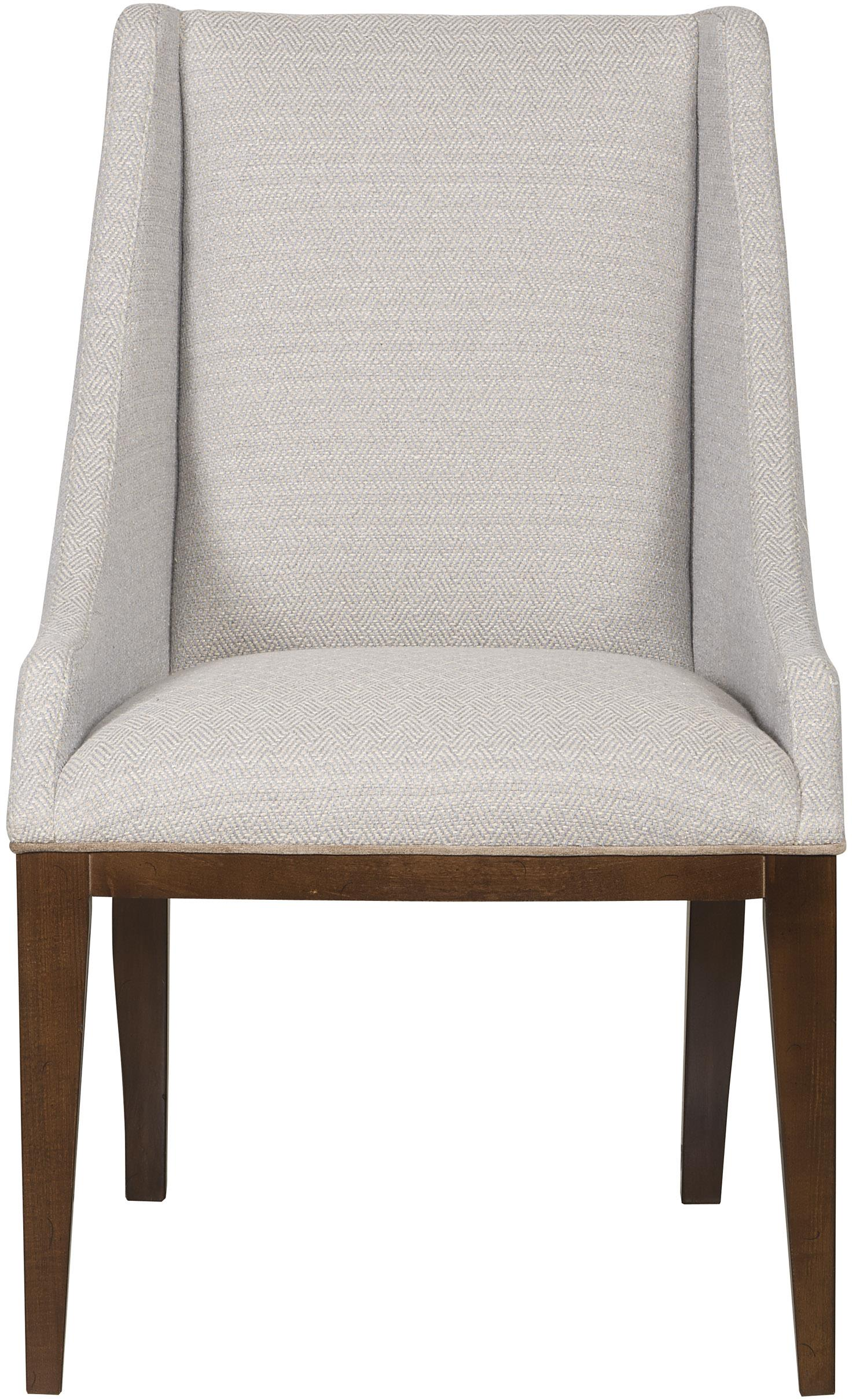 Thom Filicia Home Collection Ithaca Dining Arm Chair by Vanguard Furniture at Baer's Furniture
