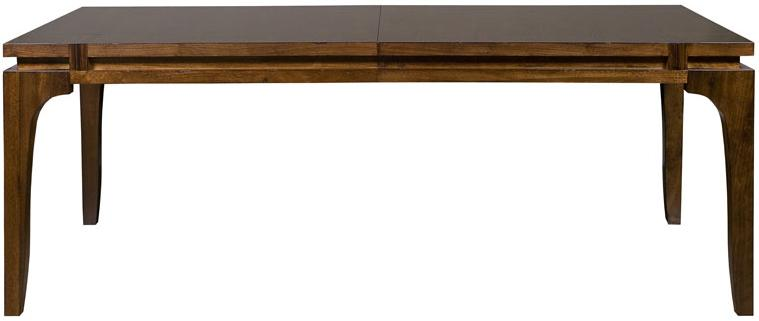 Thom Filicia Home Collection Dining Table by Vanguard Furniture at Baer's Furniture
