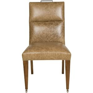 Brattle Road Contemporary Upholstered Dining Side Chair
