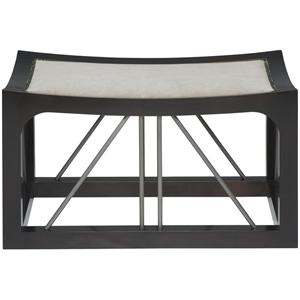 Contemporary French Fort Upholstered Bench