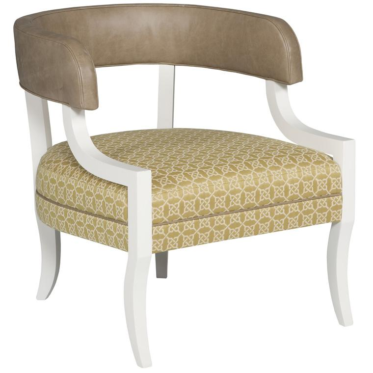 Thom Filicia Home Collection Exposed Wood Chair by Vanguard Furniture at Baer's Furniture