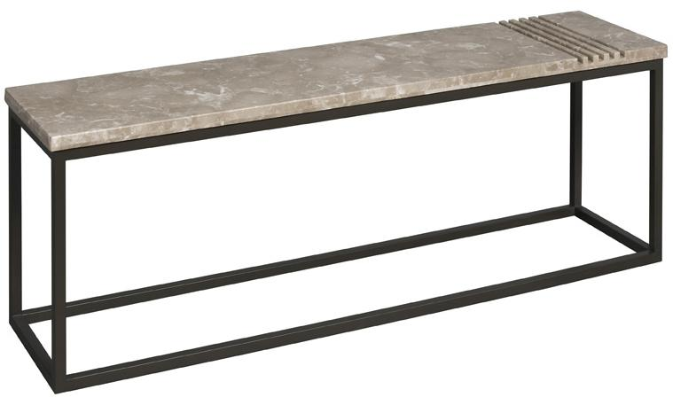 Thom Filicia Home Collection Cocktail Table by Vanguard Furniture at Baer's Furniture