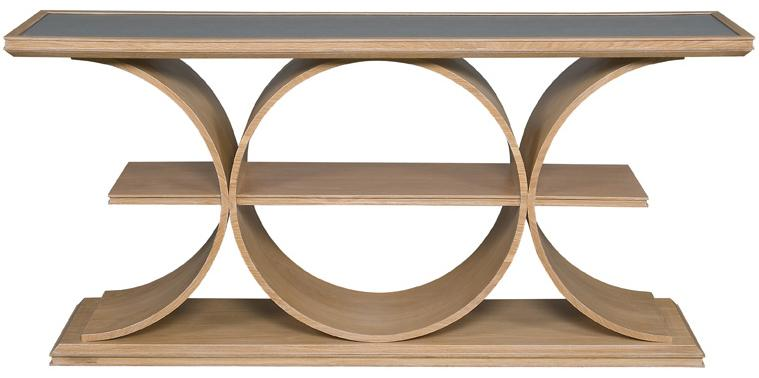 Thom Filicia Home Collection Console Table by Vanguard Furniture at Baer's Furniture