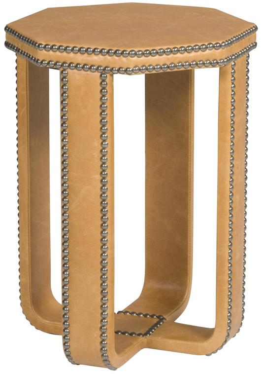 Thom Filicia Home Collection End Table by Vanguard Furniture at Baer's Furniture