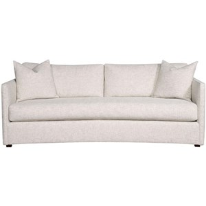 Small Scale Bench Seat Sofa