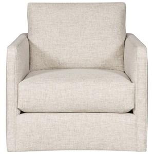 Customizable Modern Swivel Chair