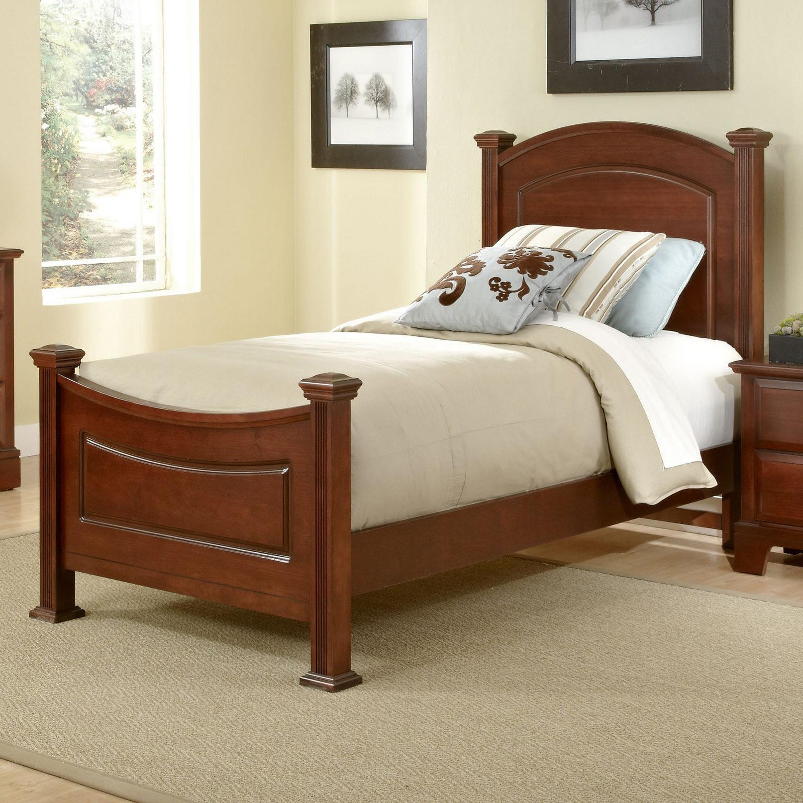 Hamilton/Franklin Twin Panel Bed by Vaughan Bassett at Northeast Factory Direct