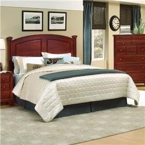 King/California King Panel Headboard
