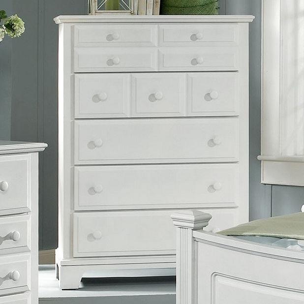 Hamilton/Franklin Dresser Chest by Vaughan Bassett at Northeast Factory Direct